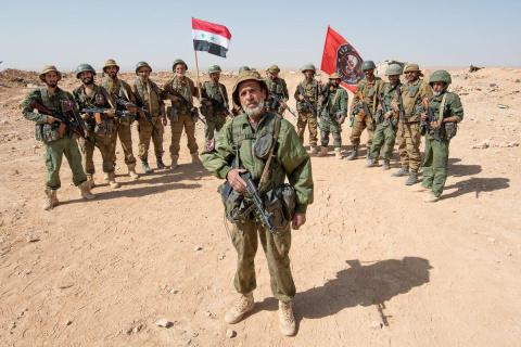 Отомщены: Спецназ уничтожил банду ИГИЛ, захватившую русских добровольцев у Дейр Зора (ФОТО 18+)