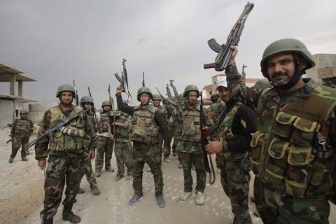 Сирия последние новости: САА…