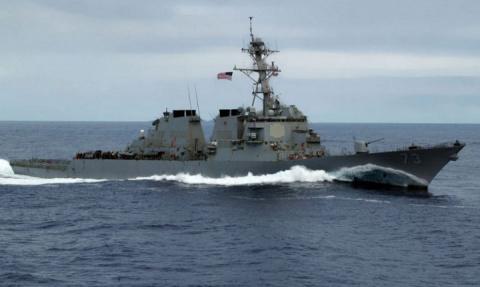 Китайские корабли прогнали э…