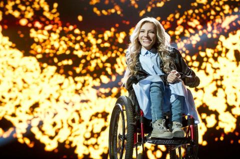 В Европе прокомментировали возможный запрет въезда на Украину Самойловой