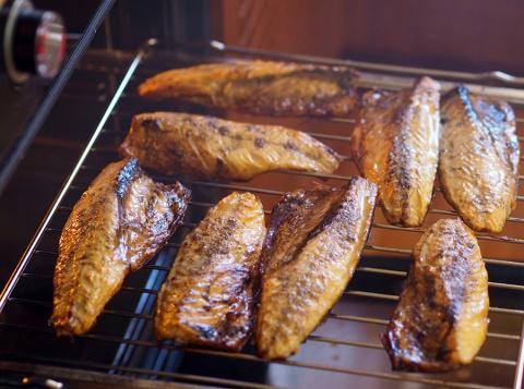 Золотая рыбка по-быстрому
