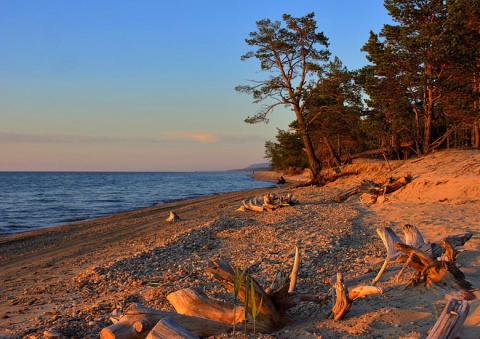 Загадки Байкала: Цаганское з…