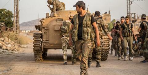 Новости Сирии. Сегодня 16 но…