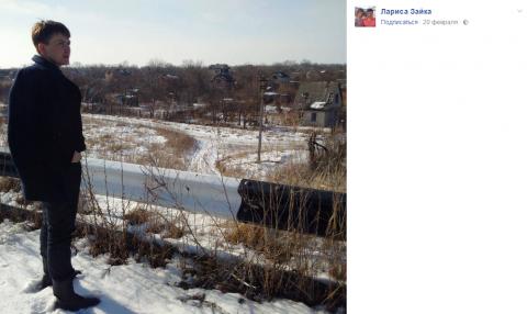 Надежда Савченко: детей нужн…