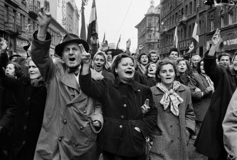 Венгрия. 1956 год. Операция …