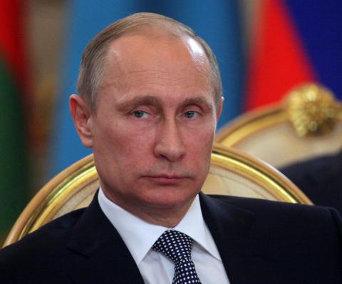 Путин работает – не мешайте