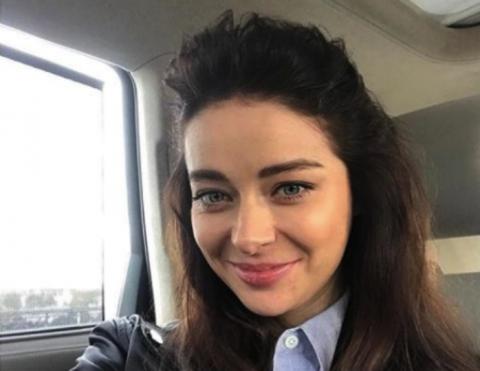 Марина Александрова уже в де…
