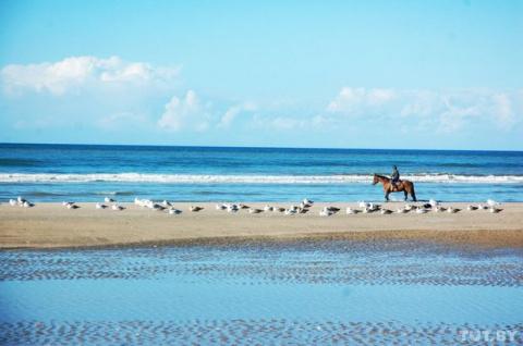 Романтика дождей и радуг: капризы и прелести Цветочного берега Франции
