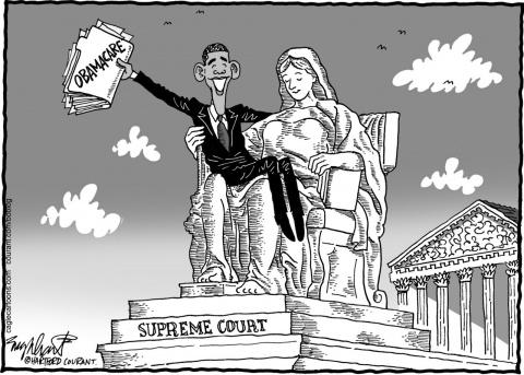 Конгресс США отменил главную реформу Обамы