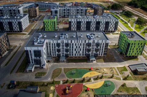 В России построен новый город! Это первый построенный город после распада СССР.