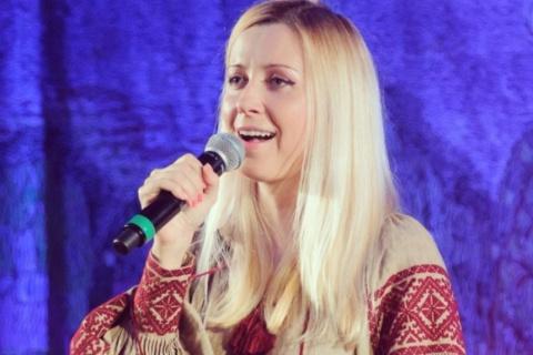 Украинская певица Матвиенко …