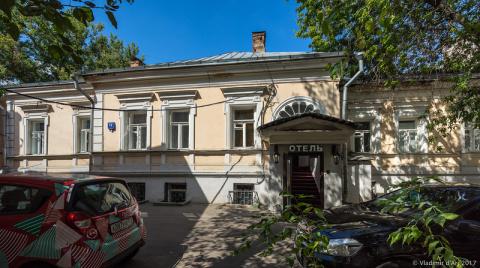 Палаты Хованских в Старопименовском переулке