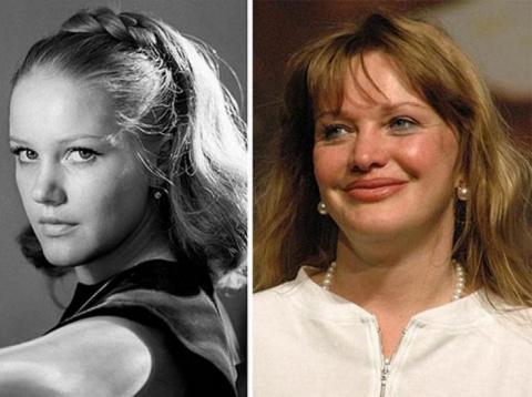 Советские актрисы, которых больше не узнать