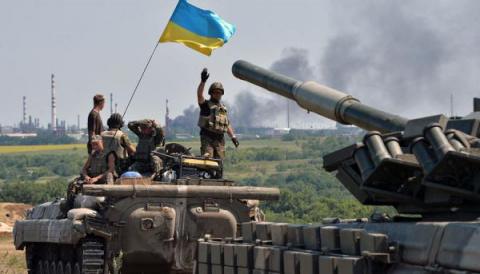 Киев намерен предъявить Москве счет за разрушенный Донбасс