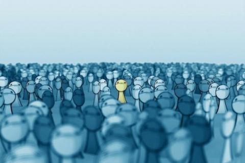 Около 70% людей находятся под влиянием мнения большинства