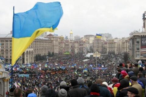 Украина снова в центре сканд…