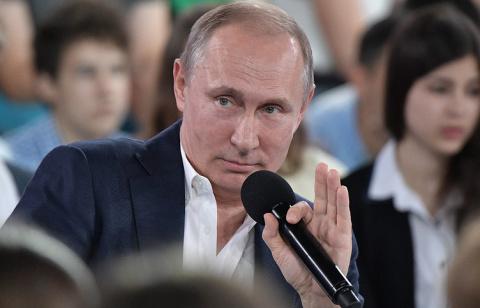 Путин не исключил, что приме…