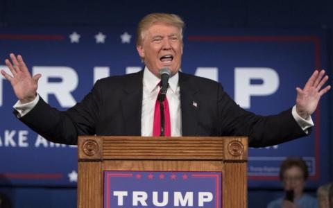 Трамп жёстко заткнул журнали…