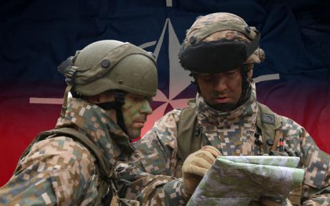 Смена тактики: НАТО предложило «давить» на разрыв власти и народа в России
