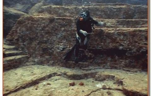 Пирамиды острова Йонагуни