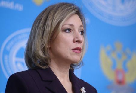 Мария Захарова объяснила, почему советник Порошенко радуется крушению Ту-154