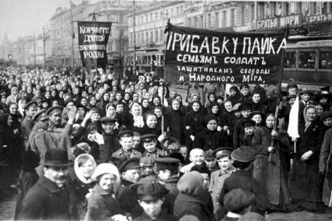 "Монархисты - ""большевики здо…"