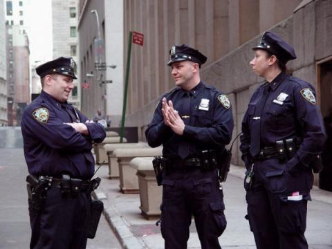 Очередное зверство полиции США