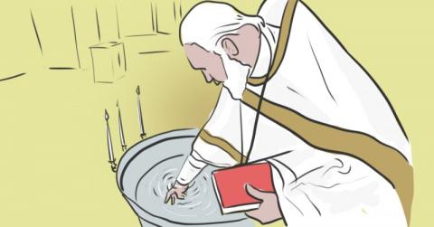 Что такое святая вода и можн…
