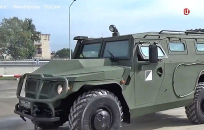 Минобороны опубликовало видео внезапной проверки войск