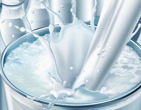 Сказка о молоке и молочных продуктах