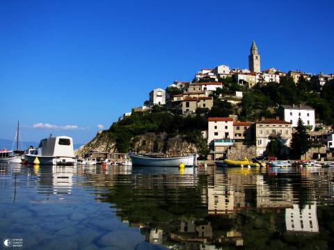 Остров Крк - самый большой и один из самых красивых островов в Хорватии