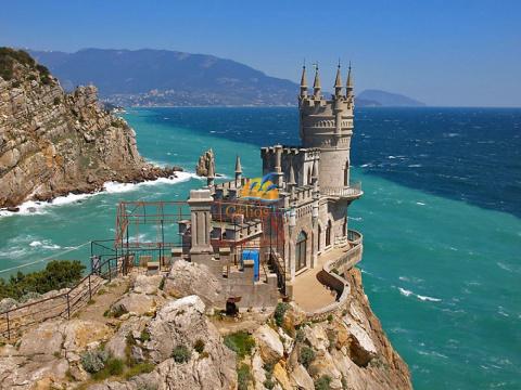 Крым: военные тайны