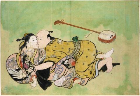 """Живопись """"сюнга"""": как японск…"""