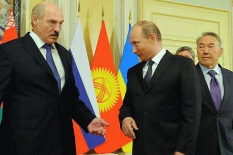 Путин инициировал новую кампанию против Украины