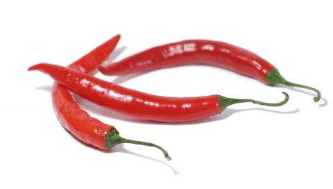 Употребление в пищу красного…