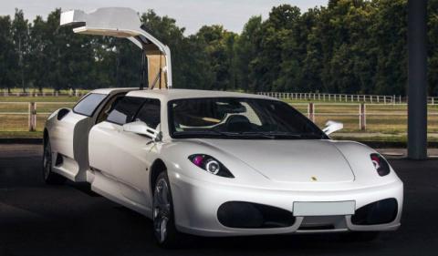 Поддельный лимузин Ferrari F…