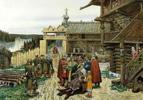 Жилище Северо-Западной Руси IX—XIII вв.