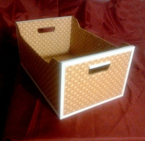 Ящик для вещей в гардеробную…