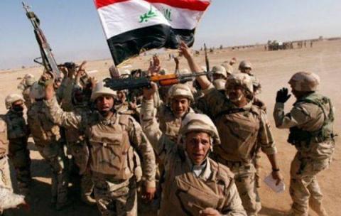 Иракские войска освободили о…