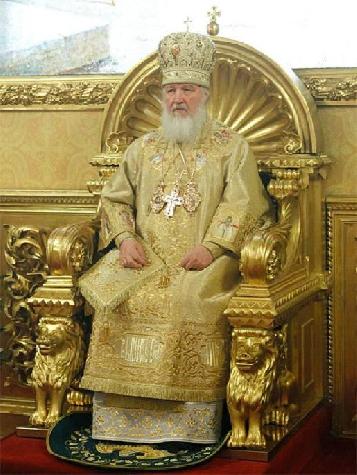 Вопрос: Разве патриарх долже…