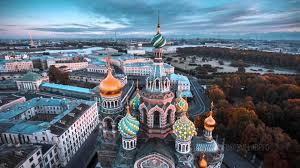 Санкт-Петербург. Воздушная с…
