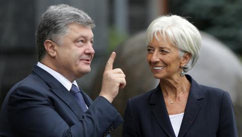Украинские «сукины сыны» МВФ. Colonel Cassad