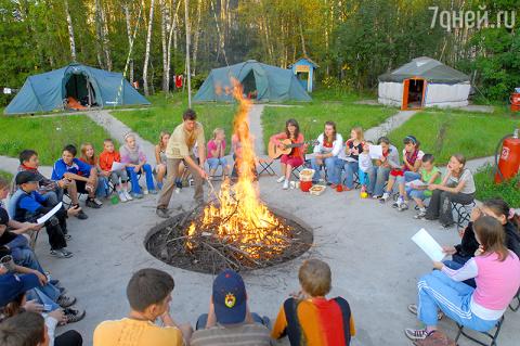 Палаточный лагерь «ЧАЙКА» Но…