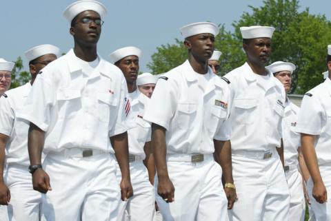 Моряки США: «Если мы вступим…