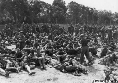Акты злодеяний союзников во Второй мировой войне