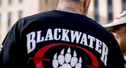 Наёмник Blackwater о русской…