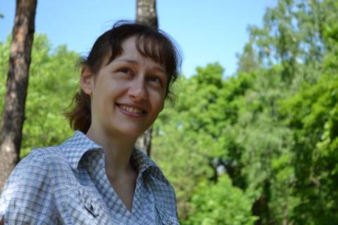 Елена Коренькова