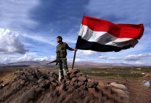 Новости Сирии: САА и бойцы Ч…