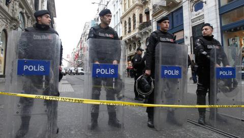 В Стамбуле возобновились ант…
