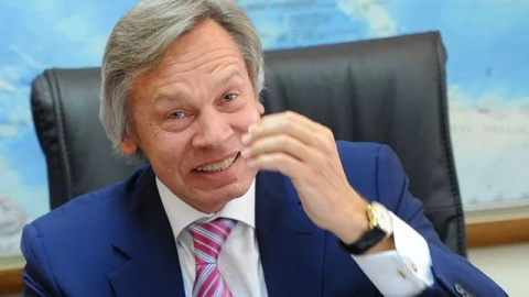 Алексей Пушков гроссмейстерски поставил на место зарвавшегося Климкина